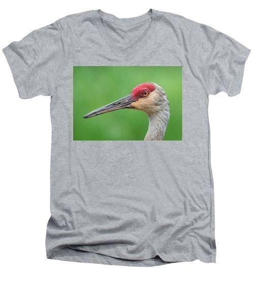 Friendly Fellow Men's V-Neck T-Shirt