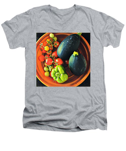 From My Garden Men's V-Neck T-Shirt