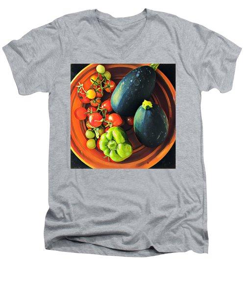 From My Garden Men's V-Neck T-Shirt