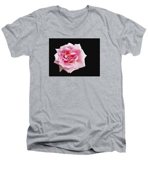 From The Rose Garden Men's V-Neck T-Shirt