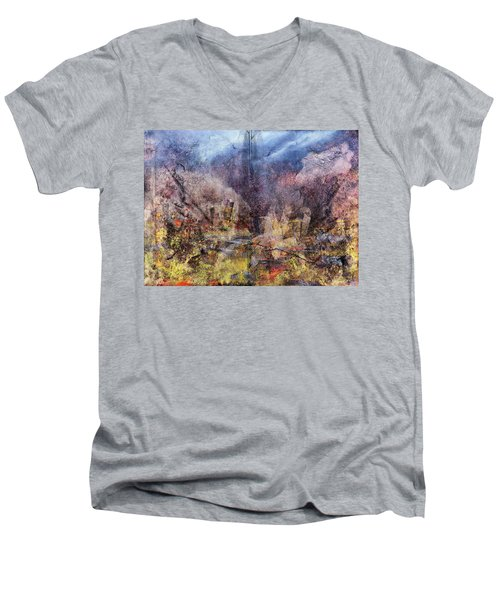 From The Rubble Men's V-Neck T-Shirt