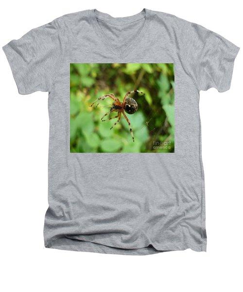 From Under Men's V-Neck T-Shirt