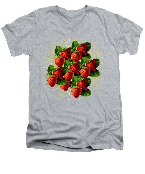 Fruit 0101 Men's V-Neck T-Shirt