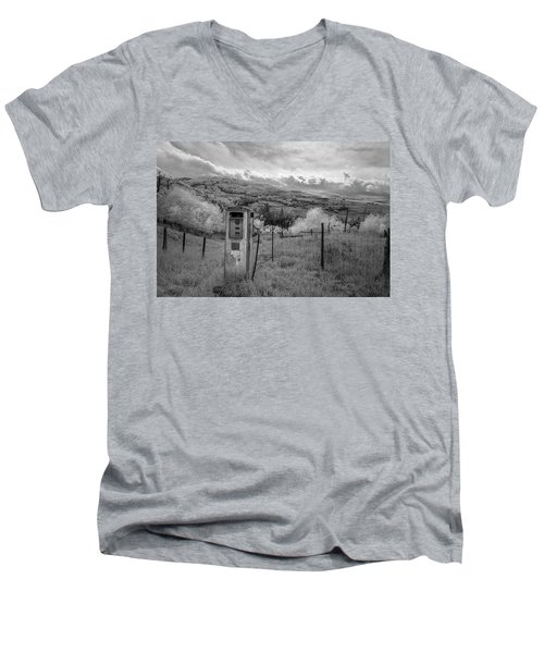 Fuel The Valley Men's V-Neck T-Shirt