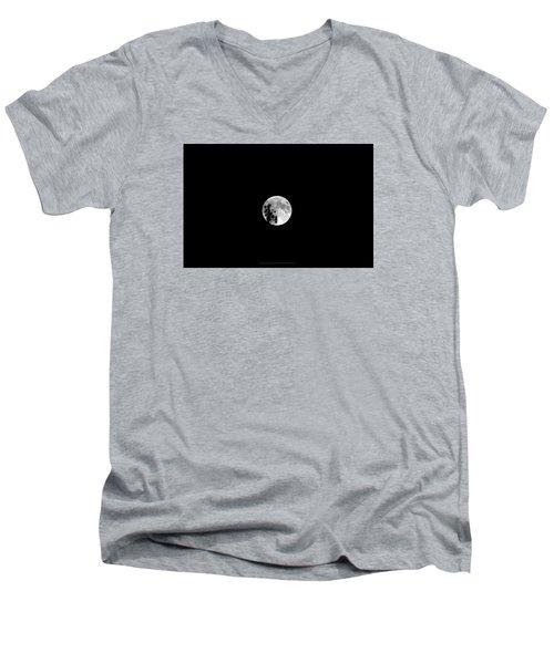 Full Men's V-Neck T-Shirt