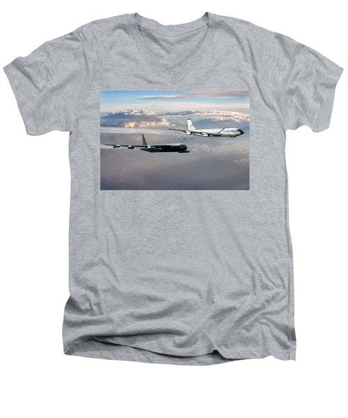 Full Service Men's V-Neck T-Shirt