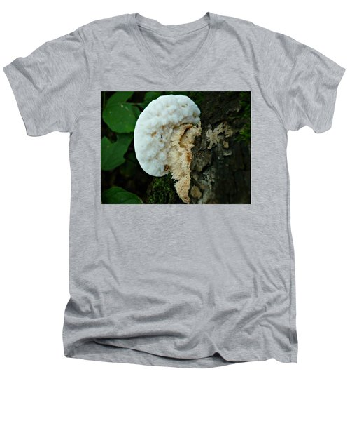 Fungus Men's V-Neck T-Shirt