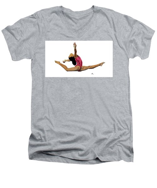 Gabby Men's V-Neck T-Shirt