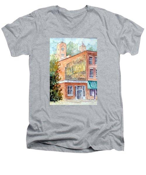 Galena 9 21 15 Men's V-Neck T-Shirt