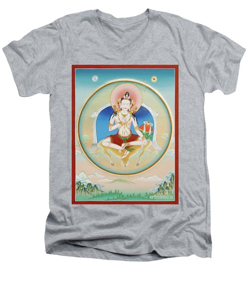Garab Dorje Men's V-Neck T-Shirt