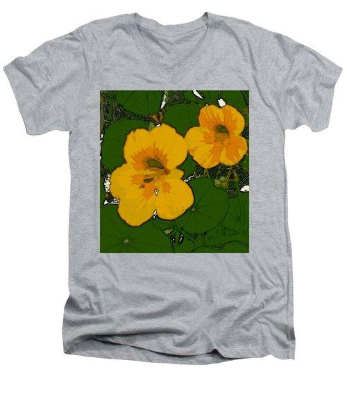 Garden Love Men's V-Neck T-Shirt