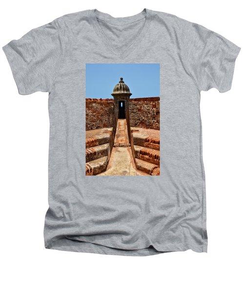 Garita Men's V-Neck T-Shirt