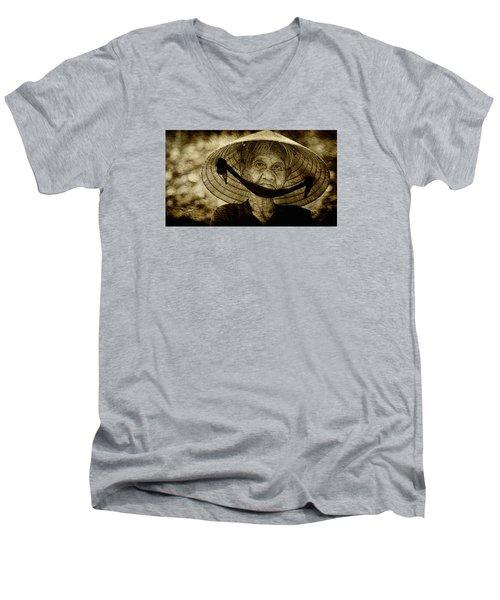 Gentle Soul Men's V-Neck T-Shirt