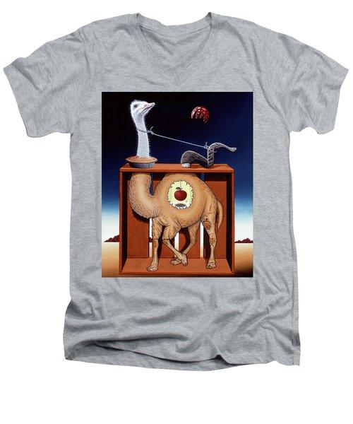 Georgia's Song Men's V-Neck T-Shirt