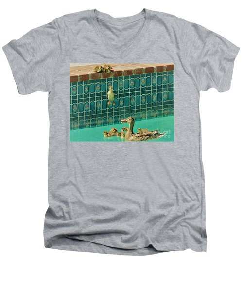 Geronimo Men's V-Neck T-Shirt