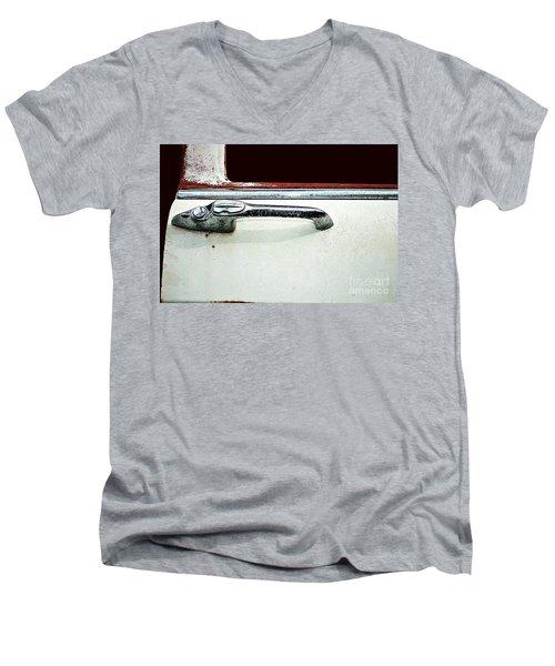Get A Handle Men's V-Neck T-Shirt