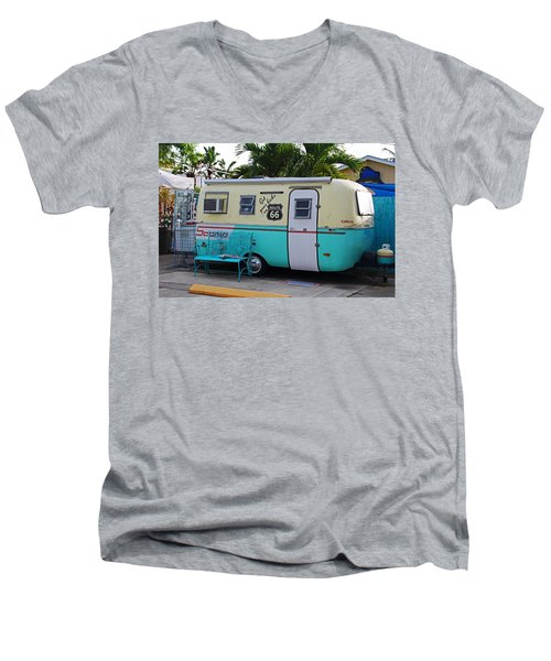 Get Your Kicks Men's V-Neck T-Shirt