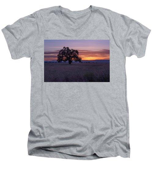 Getting Away Men's V-Neck T-Shirt