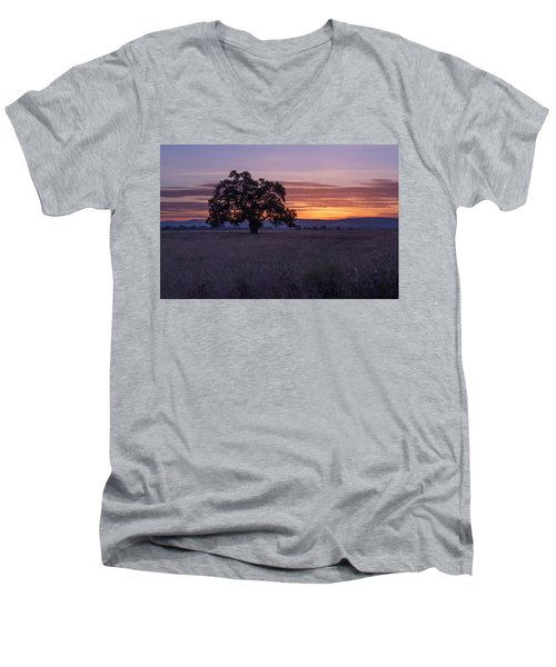 Getting Away Men's V-Neck T-Shirt