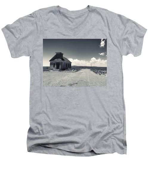 Ghost Church Men's V-Neck T-Shirt