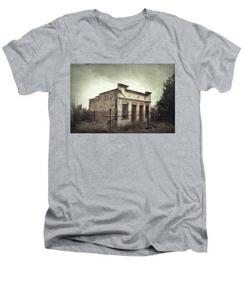 Ghost Cottage Men's V-Neck T-Shirt