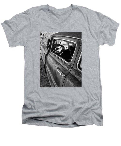 Ghost Driver Men's V-Neck T-Shirt
