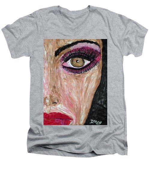 Gia Men's V-Neck T-Shirt