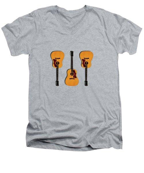 Gibson J-50 1967 Men's V-Neck T-Shirt