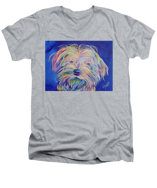 Giggy Men's V-Neck T-Shirt