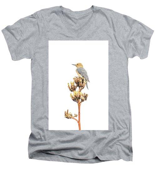 Gila Woodpecker Men's V-Neck T-Shirt