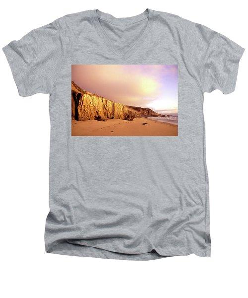 Gilding The Lily Men's V-Neck T-Shirt