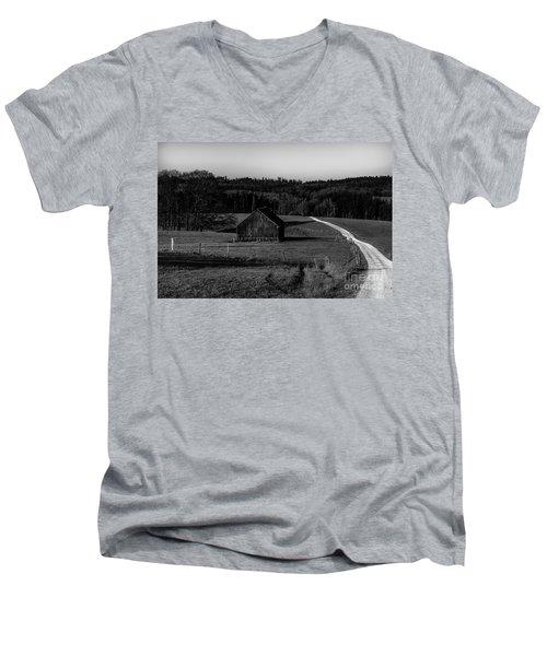 Give Yourself A Rest Men's V-Neck T-Shirt