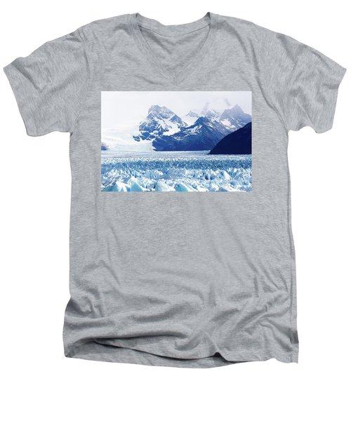 Glaciar 55 Men's V-Neck T-Shirt