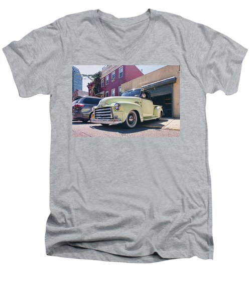Gmc2 Men's V-Neck T-Shirt