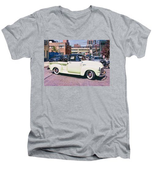 Gmc5 Men's V-Neck T-Shirt