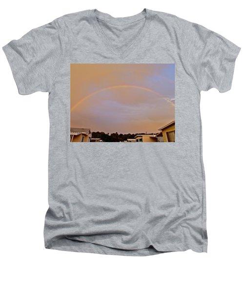 God's Promise Men's V-Neck T-Shirt