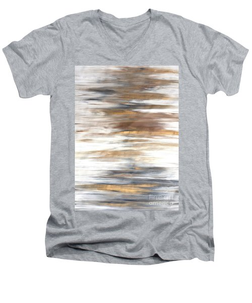 Gold Coast #22 Landscape Original Fine Art Acrylic On Canvas Men's V-Neck T-Shirt