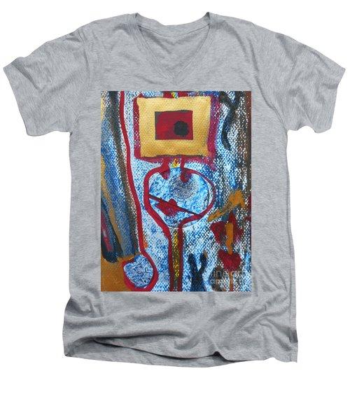 Golden Child-1 Men's V-Neck T-Shirt
