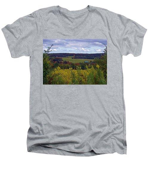 Golden Days Men's V-Neck T-Shirt