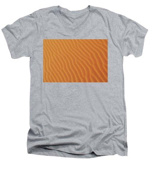 Golden Desert Sands Men's V-Neck T-Shirt