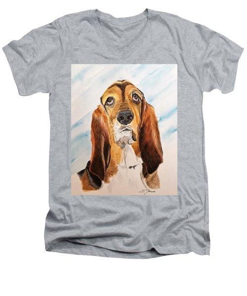 Good Grief 2 Men's V-Neck T-Shirt