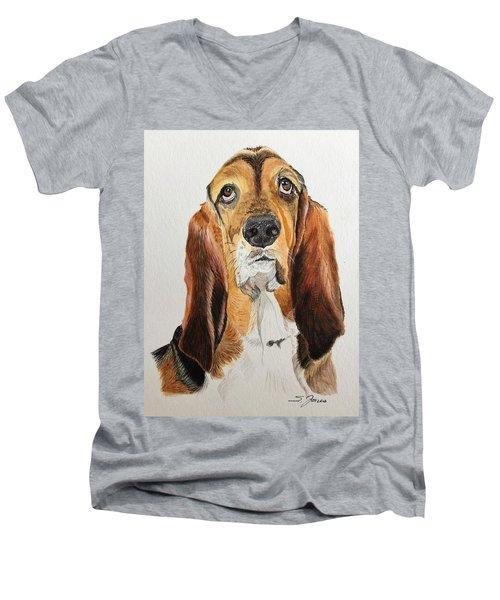 Good Grief Men's V-Neck T-Shirt