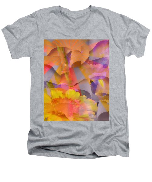 Good Ol' Summertime Men's V-Neck T-Shirt