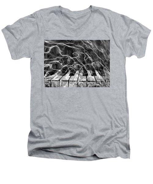 Good Vibrations Men's V-Neck T-Shirt