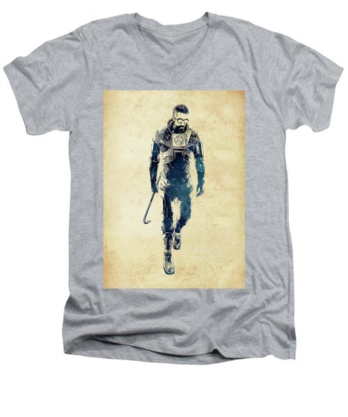 Gordon Freeman Men's V-Neck T-Shirt