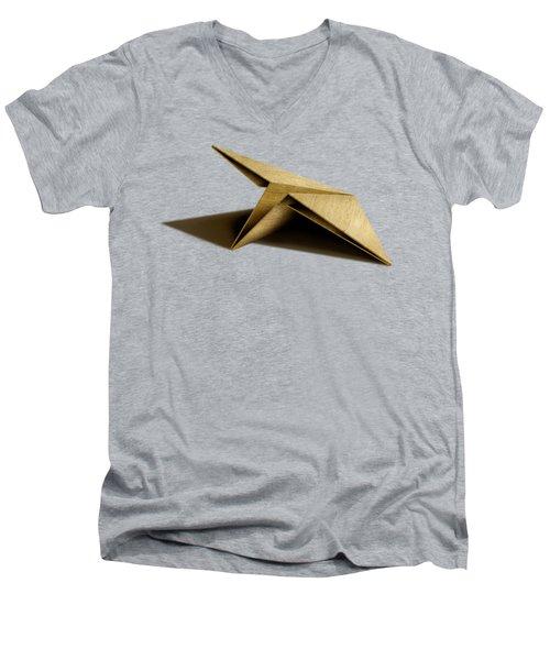 Gorilla Men's V-Neck T-Shirt