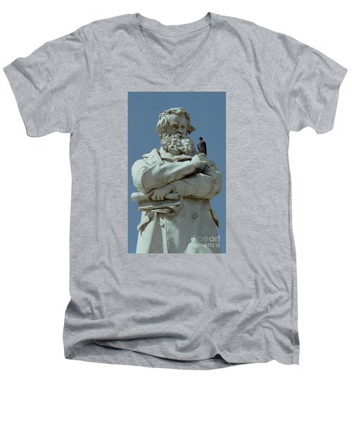 Gossip Men's V-Neck T-Shirt