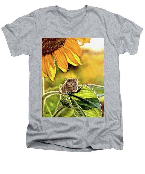 Got Cheese? Men's V-Neck T-Shirt