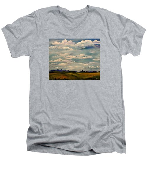 Got Clouds Men's V-Neck T-Shirt