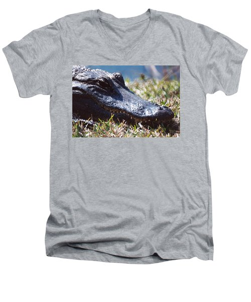 Got My Eye On You Men's V-Neck T-Shirt